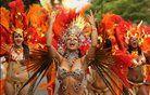 Karnival na Notting Hillu v Londonu. Foto: Getty