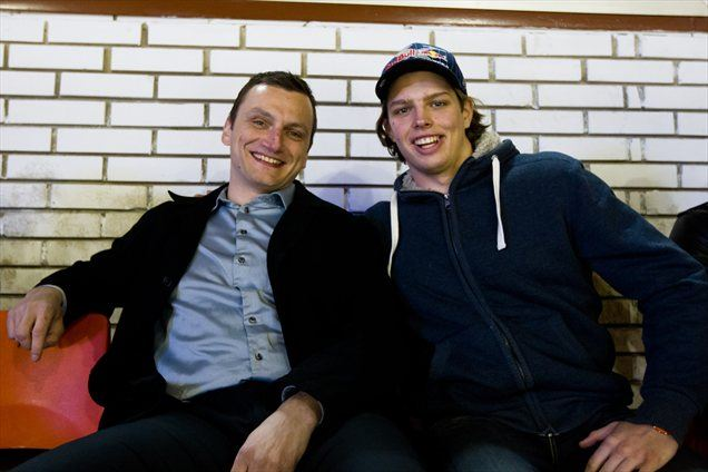 Miha Rebolj obljublja nadaljevanje jeseniške hokejske tradicije.