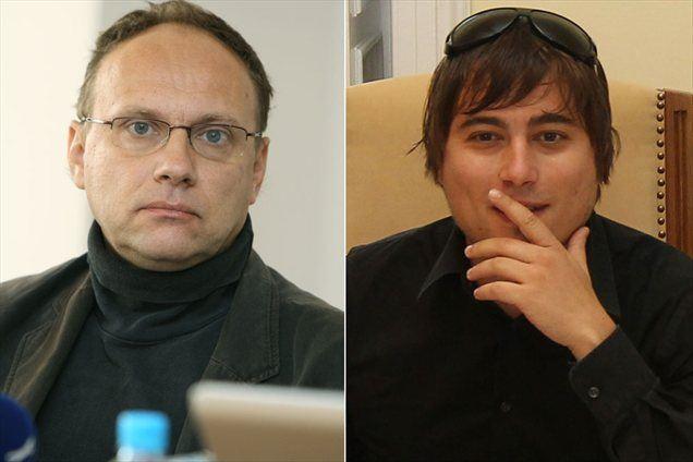 Igor Kršinar in Matija Stepišnik