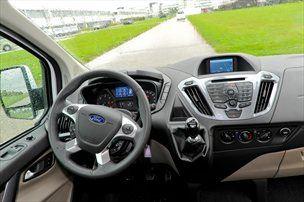 Vozi se tako, kot je mogoče pričakovati od Forda, odlično!