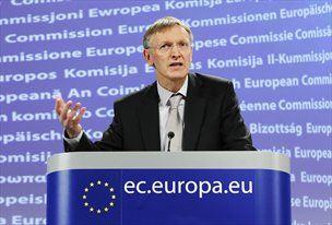 Janez Potočnik, evropski komisar za okolje.