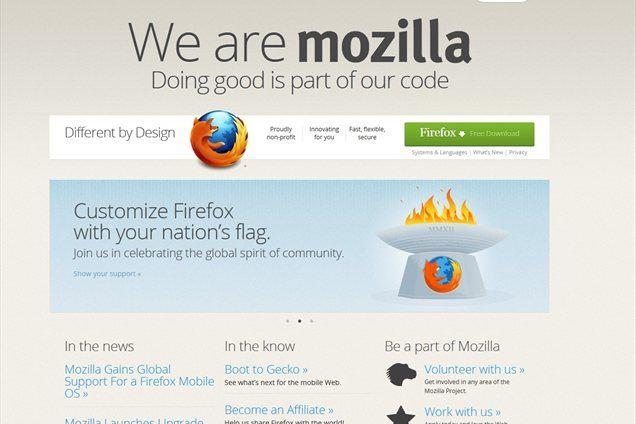 Kitajski proizvajalec mobilnih telefonov ZTE, ki je po prodaji četrti največji na svetu, s fundacijo Mozilla sodeluje pri razvoju novega mobilnega operacijskega sistema za mobilne naprave.