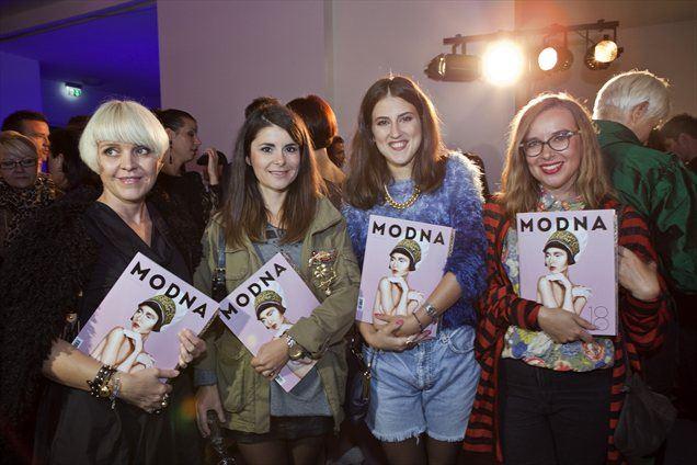 Iryni Osypenko Nemec je všeč avba na naslovnici, saj nakazuje na to, da gre za revijo slovenskega porekla.