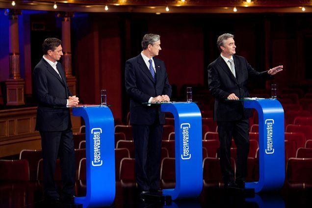 Na Planet TV se je odvilo soočanje za predsedniške volitve 2012, kjer so svoja stališča soočili aktualni predsednik Danilo Türk ter njegova izzivalca Borut Pahor in Milan Zver.