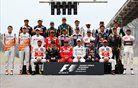 """Živel novi kralj Vettel, a poklon tudi dirkaču s """"fiatom 500"""""""