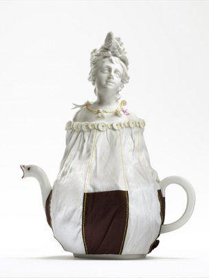 Čajnik iz kolekcije Štirje letni časi