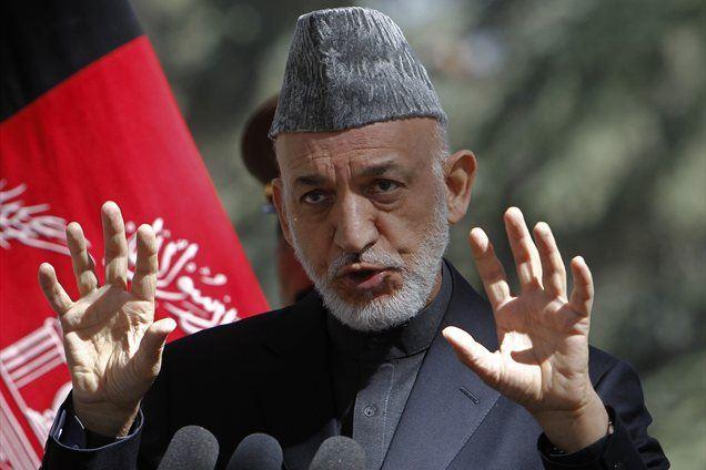 V škandal naj bi vpleten tudi brat predsednika Hamida Karzaja.