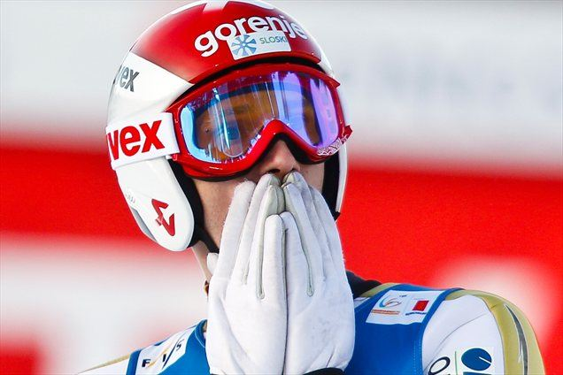Z nadaljšim skokom v kvalifikacijah za večjo napravo v Lillehammerju je dokazal, da lahko od njega pričakujemo vrhunske uvrstitve.