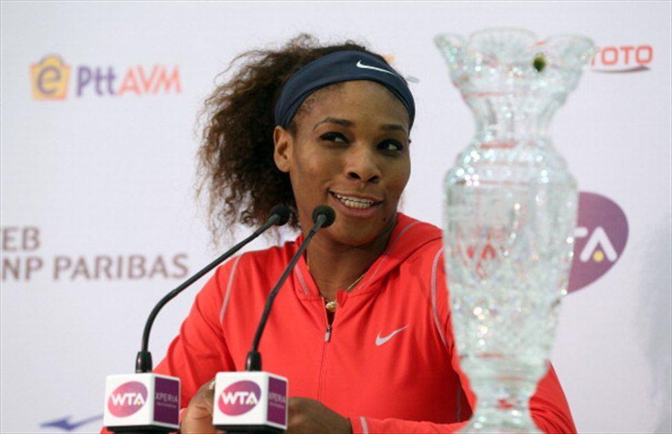 Serena Williams je prepričala Združenje profesionalnih teniških igralk (WTA).