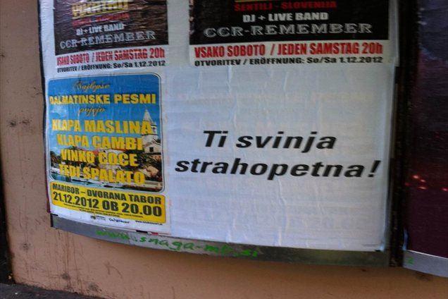 """Po družbenih omrežjih je zaokrožilo anonimno pismo, ki razgalja """"anonimneže"""", ki so stali za """"spontanimi"""" nasilnimi protesti v Mariboru."""