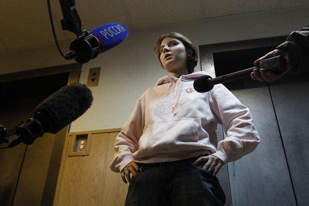 Jekaterina Samučevič je že napovedala pritožbo.