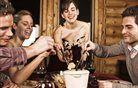 Praznična kuhinja: V novo leto s fondijem