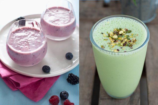 Pri kombinacijah se je najbolje zanašati na svoj okus, v želji po čim bolj zdravem napitku pa lahko vanj dodate tudi zelenjavo.