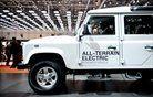 Land Rover def. EV