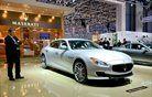 Maserati quatrop.