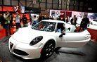 Alfa romeo 4C za pohod v ZDA