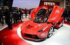 Ferrari laferrari je bil glavna zvezda Ženeve 2013