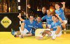 Smrkci na finalu lige prvakov v Lizboni