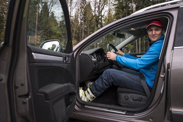 Ali pozimi v avtomobilu pazite tudi na pravilno obutev?