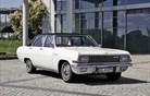 Opel admiral V8 – doživeli smo avtomobilsko romantiko šestdesetih let
