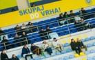 Devet prvoligaških štadionov, dvojna vloga domžalskega