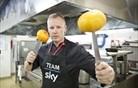 Prehranski strokovnjak ene najboljših kolesarskih ekip razkriva svoje prehranske trike