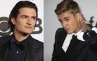 Orlando Bloom udaril Justina Bieberja (video)