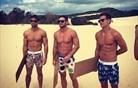 Dame, spočijte si oči na mišicah z avstralskih plaž (foto)