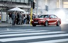 BMW M235i za pobesneli rock'n'roll na ulicah Cape Towna (video)