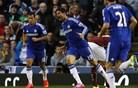 Chelsea sezono začel s suvereno zmago