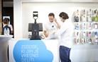 Odprli prenovljen Telekomov center na ljubljanskem trgu Ajdovščina