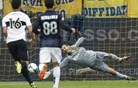 Handanović in Krhin z eno nogo in pol že v ligi Europa