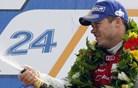 Trikratni zmagovalec Le Mansa v Spaju za krmilom dirkalnika formule 1