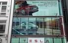 Audi hudomušno pozdravil prihod Tesle v Hamburg