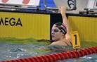 Tjaša Oder na EP zrušila državni rekord na 800 m prosto