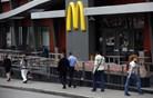 McDonalds zaradi spora zapira vrata v Moskvi