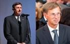 Se bosta Miro Cerar in Borut Pahor zares polila z ledeno vodo? (video)