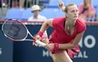 Kvitova prva polfinalistka New Havna, Rosol brez boja prek Isnerja