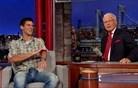 Đoković pri Lettermanu: A si slečem majico?