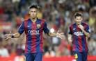 Barcelona nad Elche brez Neymarja