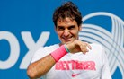 Roger Federer: Bil sem brez volje