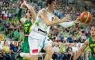 Slovenski košarkarji proti Brazilcem izgubili po podaljšku