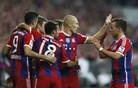 Bayern pričakovano začel z zmago
