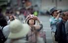 Na Brnik prihaja čarter s 150 japonskimi turisti