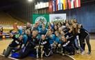 Borovničanke ubranile naslov, finski vihar pustošil v moškem finalu