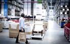 Ikea: Najbolje se prodajajo knjižne police, kozarci in mesne kroglice