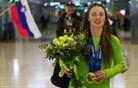 Tina Maze tudi letos nominirana za svetovno športnico leta