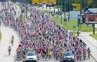 Rekreativna kolesarska smetana bo v Ljubljani lovila mavrične majice