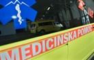 V prometni nesreči v Ljubljani umrl kolesar