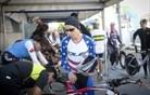 Slovenski amaterski kolesarji so se (skoraj) zavihteli povsem na vrh (foto)